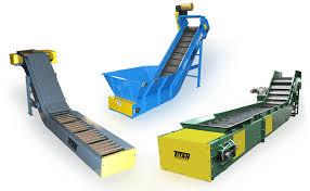 Hinged Steel Belt Conveyor