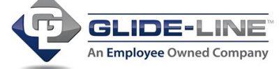 Glide-line logo