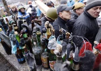 ucraina manifestanti