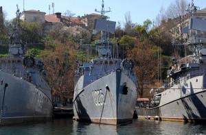 navi da guerra russe