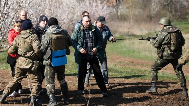 kiev militari e ribelli