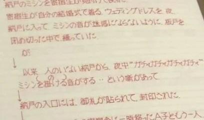 稲川淳二 文字 フォント