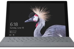 The new Surface Pro CM