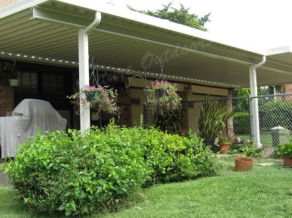 patio covers and shade structures