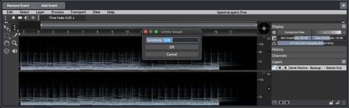 Cubase 11 - Integração com SpectraLayers One