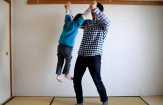 親子で気軽に楽しめるエクササイズを紹介 自宅で体を動かせる!