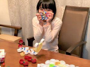 クリップイット 遊ぶ 子ども 女の子