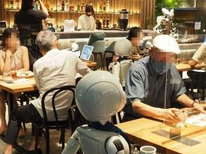分身ロボットカフェ DAWN ver.B