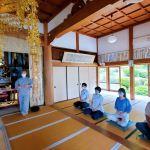 正法寺 イベント 座禅 体験