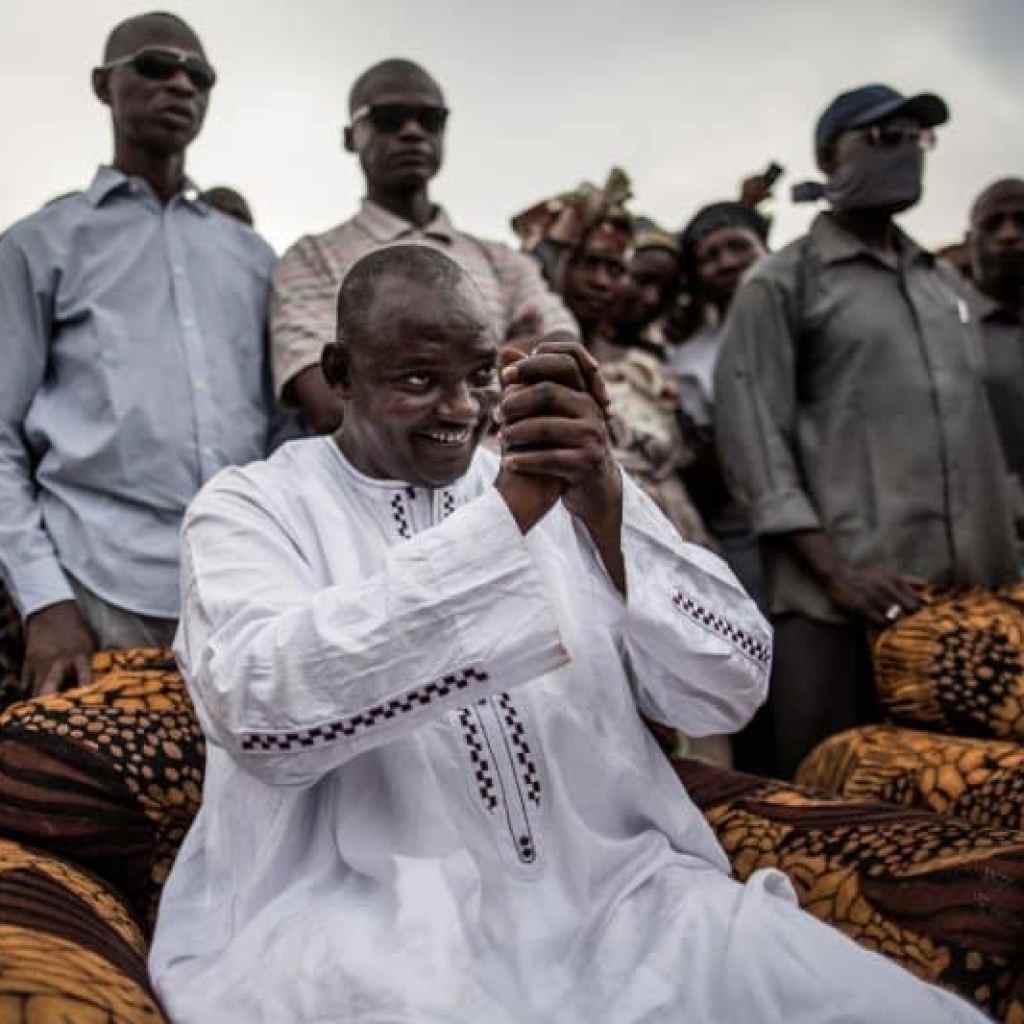 Gambian President-Elect, Adama Barrow
