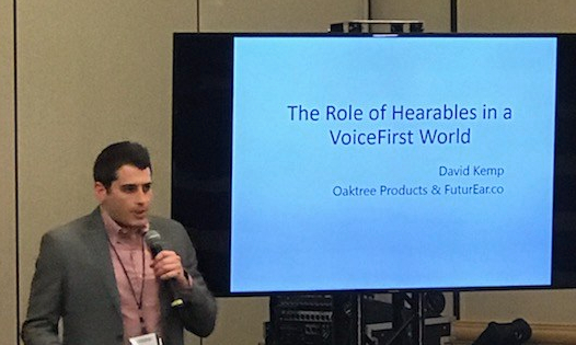 the role of hearables