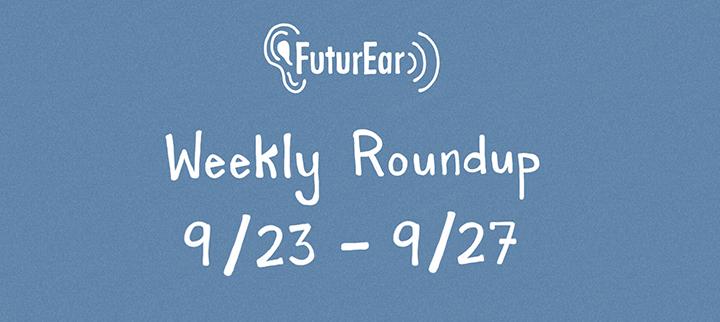 9-27-19 - Weekly Roundup 9.23-9.27