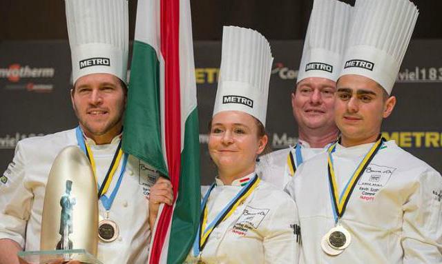 Hungarian Gastronomy 2016