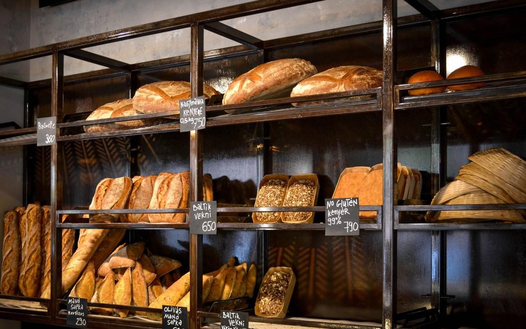 Finom péksütik = kevesebb kidobott kenyér?