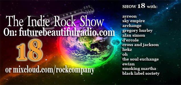 the indie rock show 18