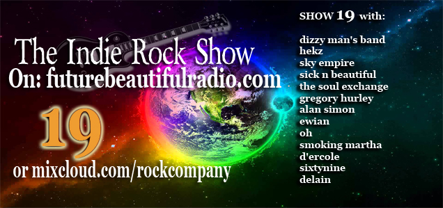 the indie rock show 19