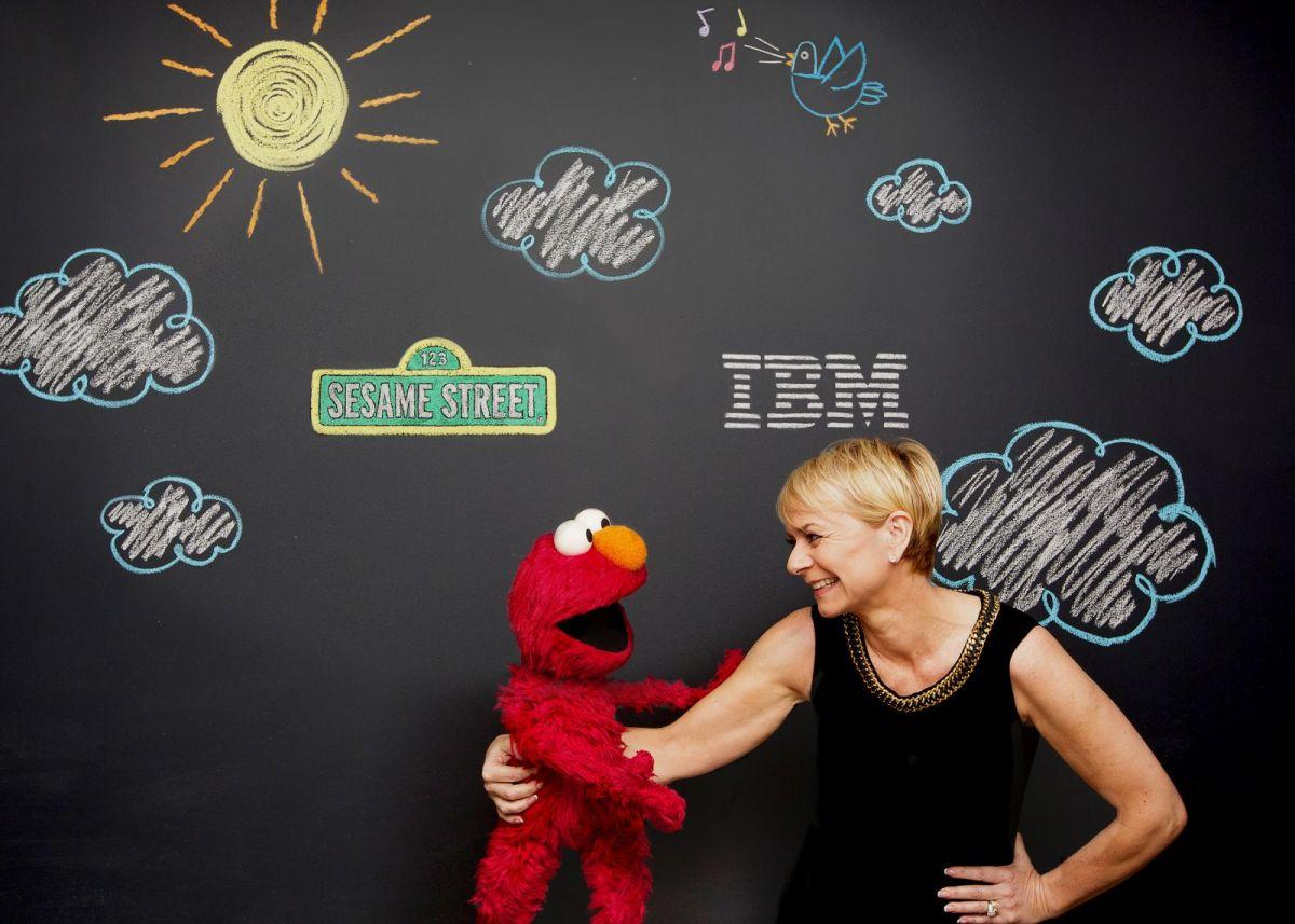 """Crédito: John O""""Boyle / IBM"""