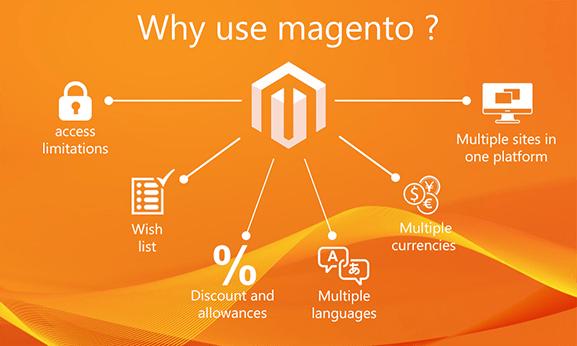 Magento E-Commerce Platform