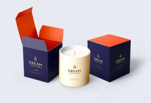 Trending Design Custom Candle Boxes