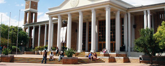 Cropped photo of University of the Western Cape