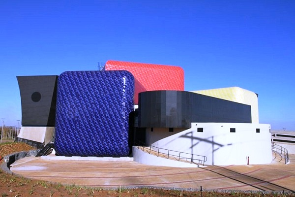 Its art and culture (The Soweto Theatre)