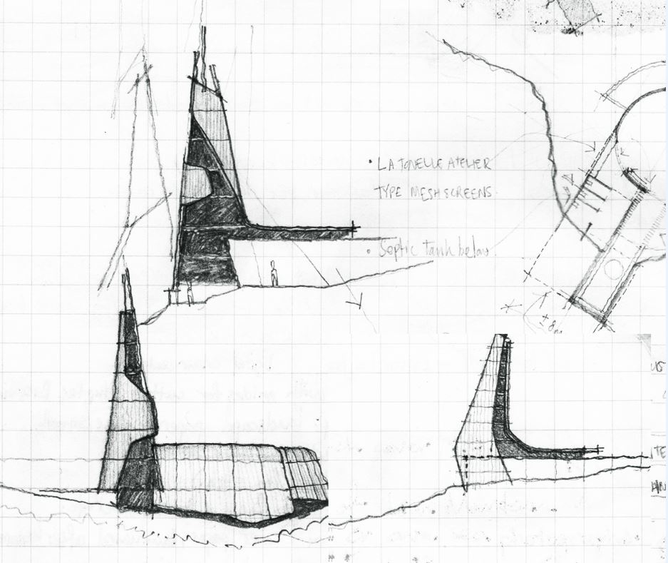 tower sketches
