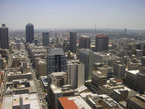 The Sunday Times newsroom was previously based in Johannesburg CBD.