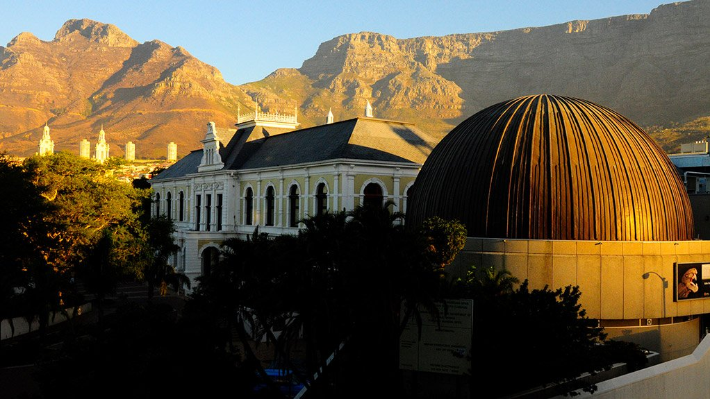 Iziko planetarium Cape Town Development Update 2016