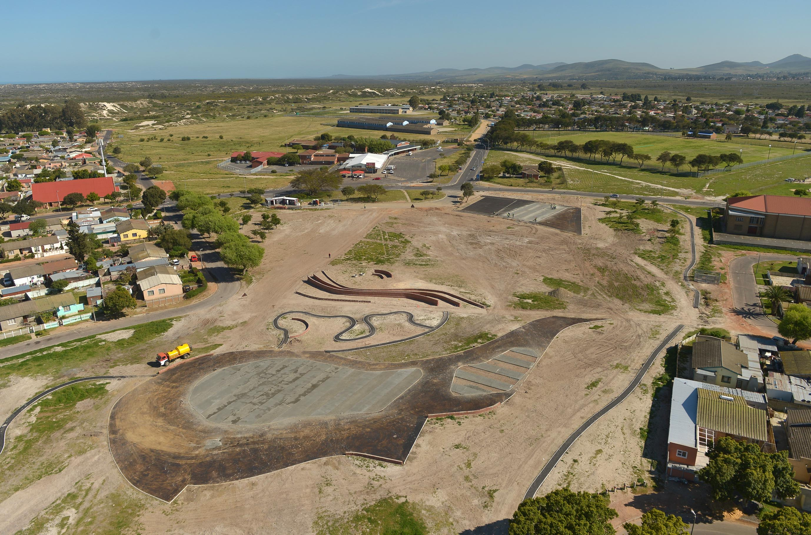 City Of Cape Town: How Cape Town Is Getting Smarter About Parks : 6 New Parks