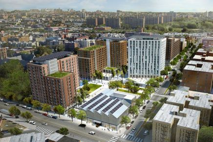 Learning in New York : New approaches to delivering affordable housing