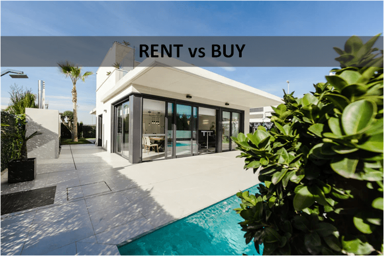 rent vs buy how riches use roi