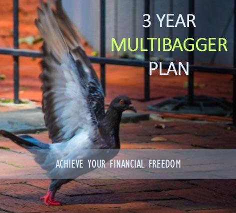 3 year multibagger plan india stock market 1