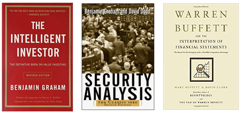 value investing books the intelligent investor security analysis Warren Buffett and the Interpretation of Financial Statements
