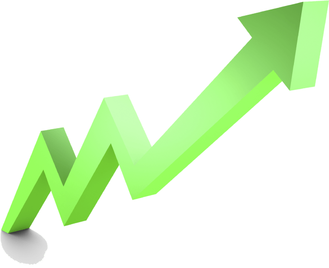 117 1177063 stock market graph up png file stock arrow