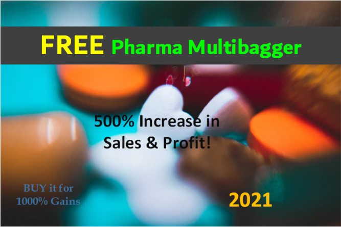 pharma multibagger 2021 1