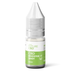 CBD Booster Shot E-Liquid (10ml:500mg)