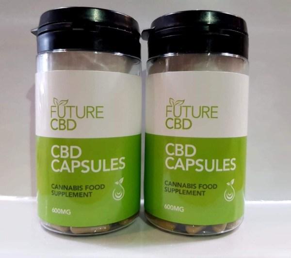 CBD Capsules (60pcs:600mg)