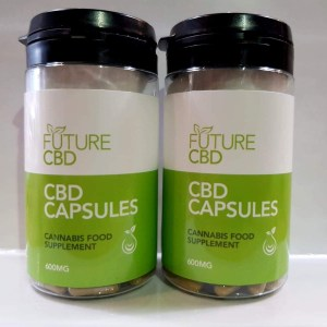 CBD Capsules (60pcs:600mg)