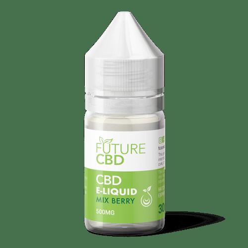 Mixed Berry CBD E-Liquid (30ml/500mg)