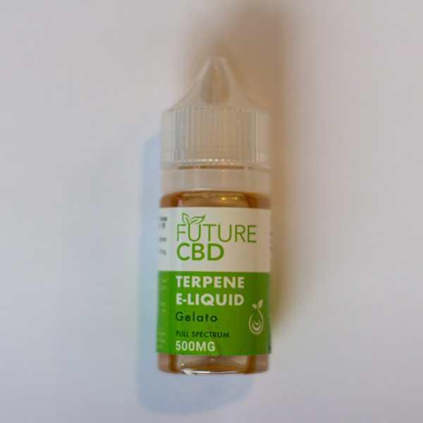 Gelato CBD E-Liquid (30ml:500mg) Full Spectrum