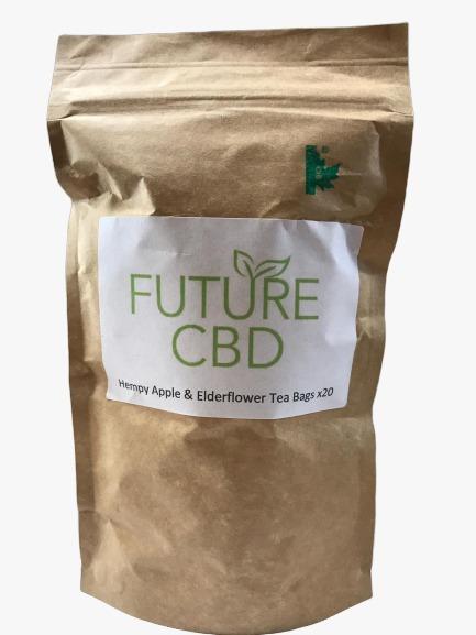 Hempy Apple & Elderflower Tea Bags (20pcs)