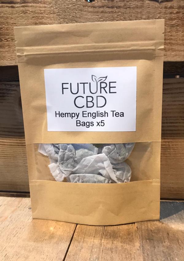 Hempy English Breakfast Tea Bags (5pcs)