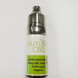 Super Sour Diesel CBD E-Liquid 10ml