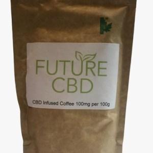 CBD Infused Coffee (100g:100mg)