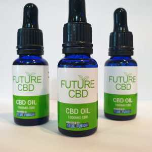 Blue Fusion CBD Oral Drops (20ml:1000mg)