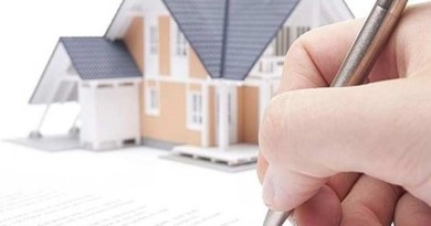 Check out everything before you purchase a property
