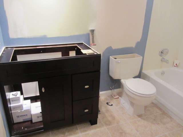 Small Bathroom Remodel on a Bud – Future Expat