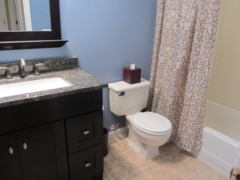 Small Bathroom Remodel on a Budget   Future Expat Bathroom remodel 1