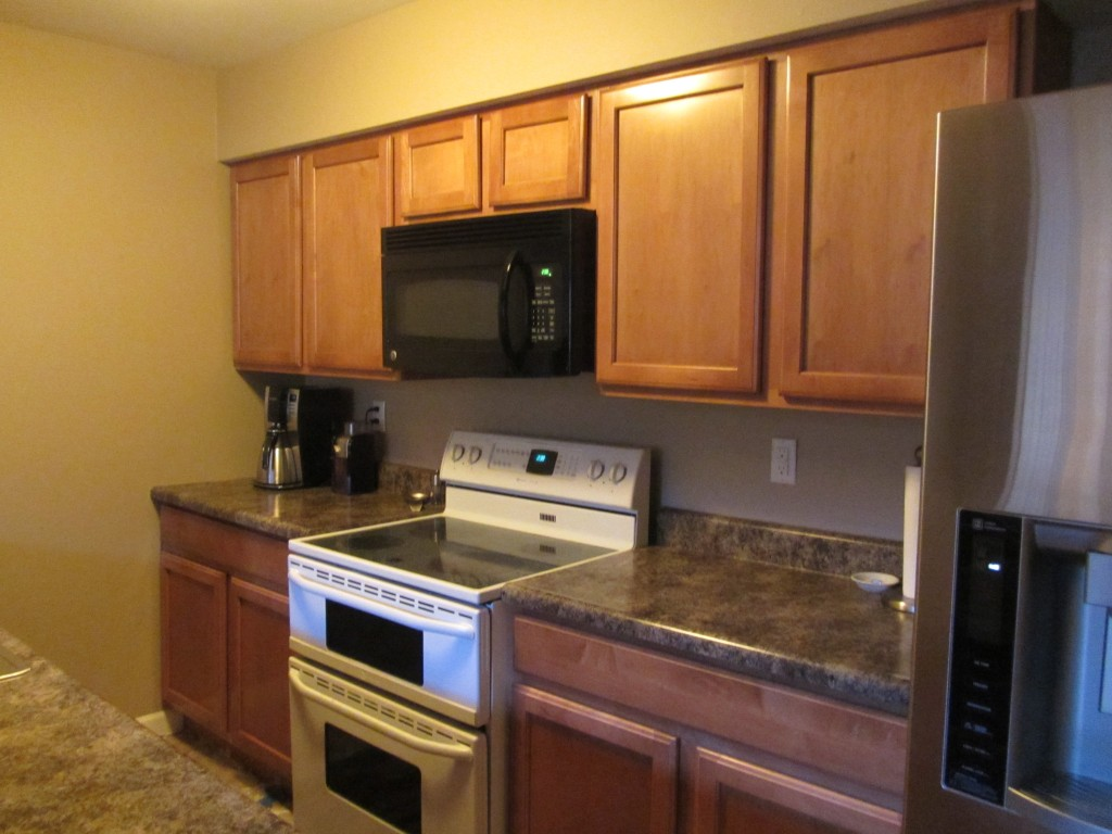 Galley Kitchen Remodel – Before & After Pictures