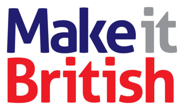 Make It British company name logo
